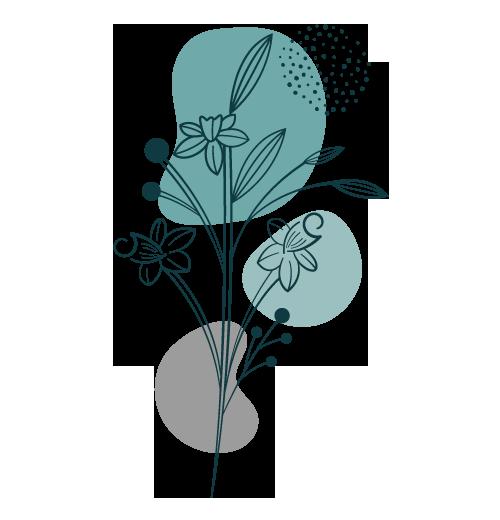 Flower and Plants mindset support