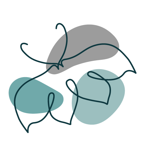 Butterfly Icon for online body connection