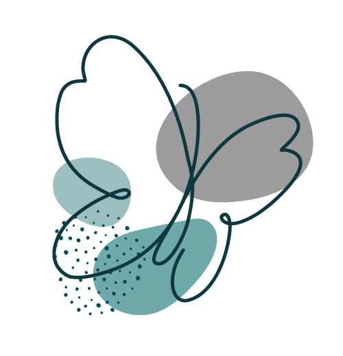 Butterfly Icon peaceful symbol