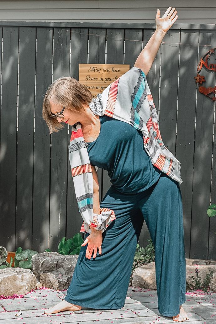 Yoga Floor Movement Classess