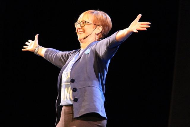 Heather Skoll, public speaker on 50+, older adults, mature adults, vitality